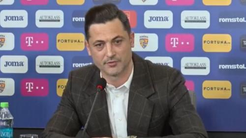 Fotbal: Mirel Rădoi nu promite calificarea la EURO 2020, dar garantează o schimbare a atitudinii jucătorilor