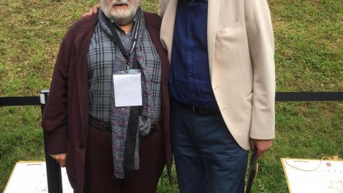 Marcel Iureș și George Banu în dialog la UTE Fest!