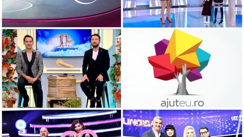 Antena 1 s-a impus ca lider detaşat de audienţã la nivelulul tuturor categoriilor de public şi pe toate intervalele de difuzare