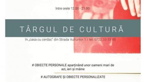 Târg de cultură marca Păunescu