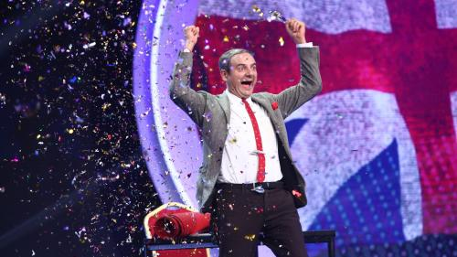 """Delia, impresionată de Mr Bean în semifinala iUmor: """"Momentul acesta este cel mai frumos cadou de Moș Nicolae"""""""