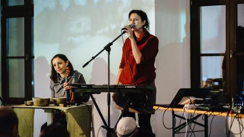 Colinde în sonorități contemporane, pe scena Teatrelli