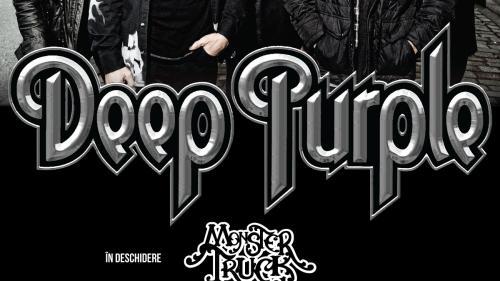 DeepPurple, pe 10 decembrie, la BT Arena din Cluj