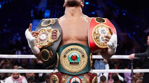 Box: Britanicul Anthony Joshua și-a recâștigat titlurile mondiale