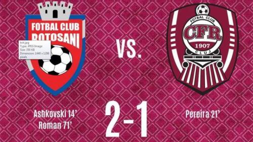 Probleme mari pentru CFR Cluj în Liga 1