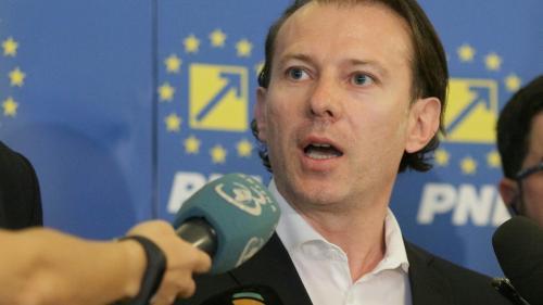 Moțiunea împotriva ministrului Cîțu, dezbătută în Parlament