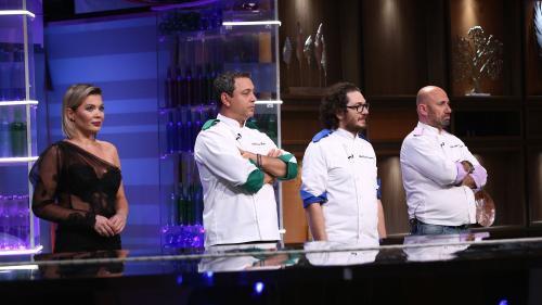 Amalia Bellantoni părăsește Chefi la cuțite