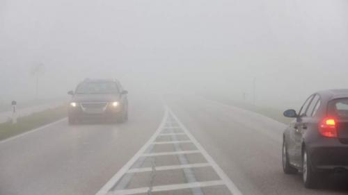 Cod galben de ceață și chiciură în opt județe din Moldova