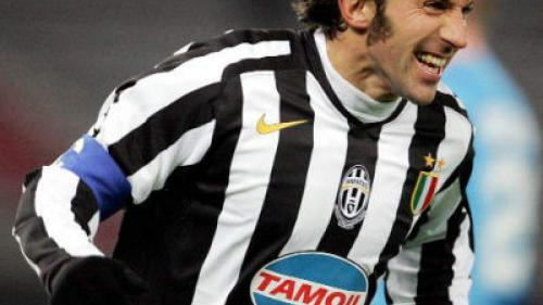 Legendarul fotbalist Del Piero va fi prezent la meciul de retragere al lui Adrian Mutu