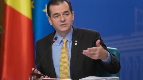 Orban: Demarăm procedura asumării răspunderii pe cele trei proiecte; şedinţa de guvern are două părţi
