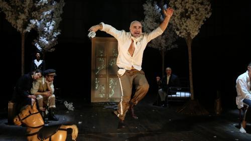 Reîntâlnire cu Shakespeare, Cehov şi David Doiashvili la TNB