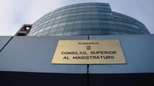 UPDATE Un nou vicepreședinte al Consiliului Superior al Magistraturii