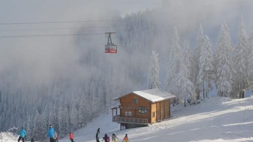 Vacanță de iarnă la schi, în România