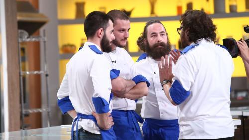 S-au ales semifinaliștii sezonului 7 Chefi la cuțite