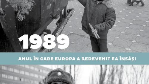 """""""1989: Anul în care Europa a redevenit ea însăşi""""  Fotograful Edward Serotta şi transformările Estului, într-o expoziţie-document  la Muzeul Municipiului Bucureşti – Palatul Suţu"""
