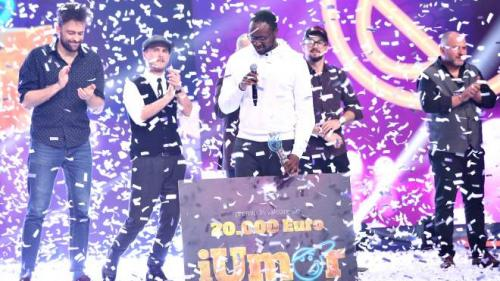 Mukinka este marele câștigător din sezonul 7 iUmor!