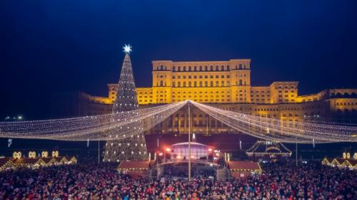"""""""Silent Night"""" - concert extraordinar de Crăciun, pe 24 Decembrie în Piața Constituției"""