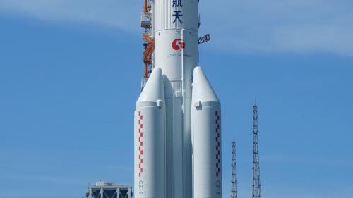 China a lansat cu succes puternica sa rachetă Long March 5