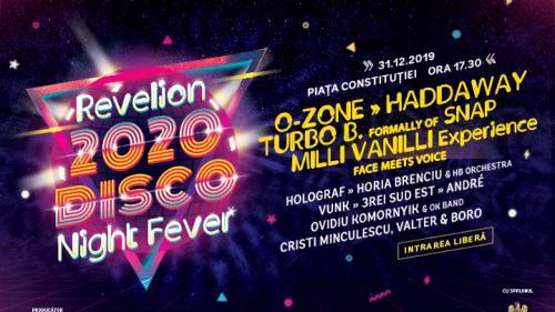 Show internaţional pentru Revelionul 2020