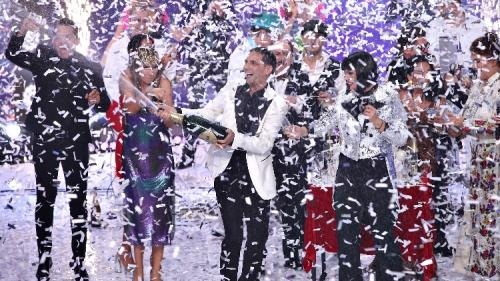 Dan Negru, de 20 de ani liderul spectacolelor de Revelion!  Aproape 3.500.000 de români au urmărit Revelionul Starurilor 2020, la Antena 1. Record de audienţã la nivelul cotei de piaţã