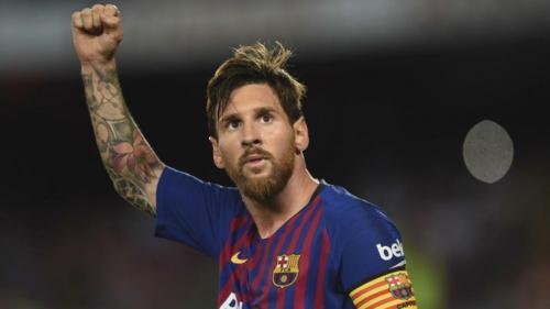 Lionel Messi (Barcelona), golgheterul ultimului deceniu cu 522 goluri
