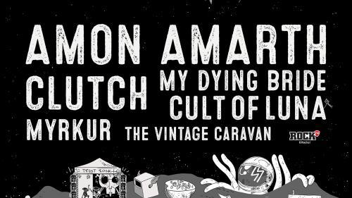 ARTmania Festival 2020 anunță primele noutăți ale ediției aniversare:  Primul val de artiști confirmați (ordine alfabetică): Amon Amarth, Clutch, Cult of Luna, My Dying Bride, Myrkur și The Vintage Caravan