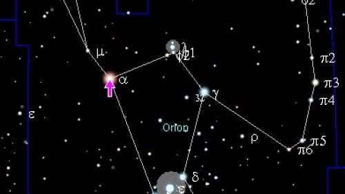 Uriașa stea Betelgeuse va exploda în stadiul de supernovă