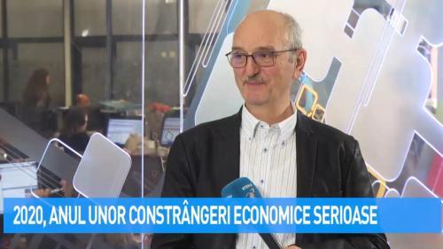 VIDEO 2020, anul unor constrângeri economice serioase