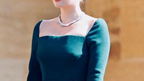 Nepoata Prințesei Diana, Lady Kitty Spencer, s-a logodit cu un bărbat mult mai în vârstă