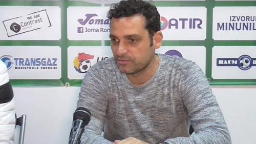 Antrenorul FC Voluntari, suspendat două etape de către Comisia de Disciplină a FRF