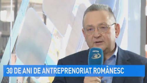 VIDEO 30 de ani de antreprenoriat românesc
