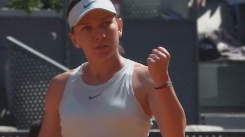 Simona Halep o va întâlni pe britanica Harriet Dart în turul al doilea la Australian Open