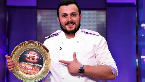 Ce va face Alexandru Comerzan cu marele premiu al sezonului 7 Chefi la cuțite
