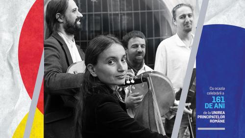 De ziua Unirii Principatelor Române, grupul Trei Parale aduce o inedită selecție de melodii tradiționale pe scena Teatrelli