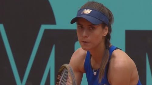 Sorana Cîrstea s-a oprit în turul al doilea la Australian Open