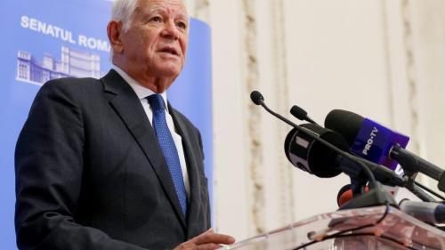 CCR aruncă în aer Senatul. Mandatul lui Meleșcanu, neconstituțional