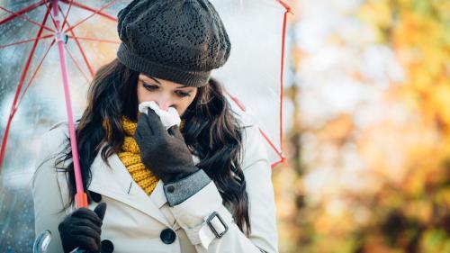 Creştere alarmantă a cazurilor de infecţii respiratorii în România