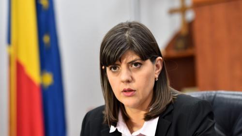 """Nașa"" Kovesi reunește, la Luxemburg, familia Bulancea"