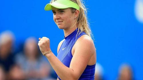 Tenis: Ucraineanca Elina Svitolina a ajuns în turul al treilea la Australian Open