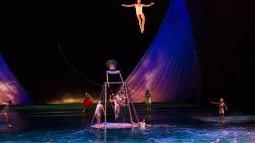 Cirque du Soleil și-a anulat reprezentațiile în China
