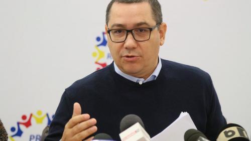 Ponta: Nu o să avem autostrada Comarnic - Brașov în următorii 6 ani