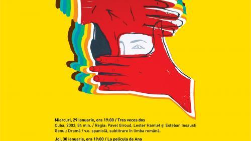 Zilele Filmului Cubanez  la Institutul Cervantes din București