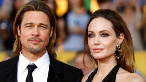 Angelina Jolie și Brad Pitt lansează un sortiment de șampanie rose