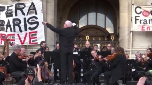 Opera din Paris și-a reluat reprezentațiile, după o grevă istorică