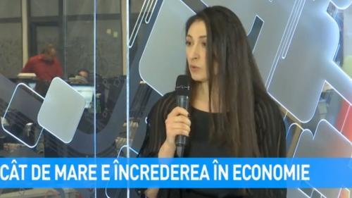 VIDEO Cât de mare e încrederea în economie