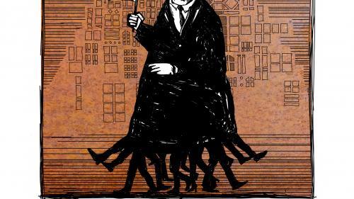 Cea de a patra premieră a stagiunii REVIZORUL de N.V. Gogol