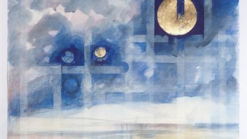 Expoziție de pictură Ludovico Fusco - Locurile memoriei
