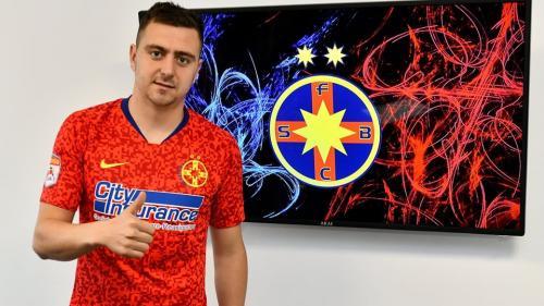 FCSB, primul transfer după umilința cu Dinamo. Este înlocuitorul lui Iulian Cristea