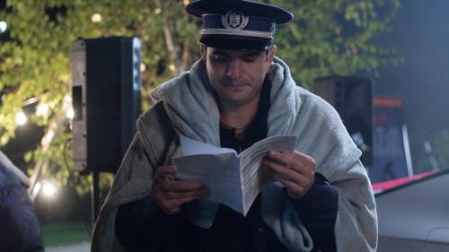 Frigul și trezitul foarte devreme le-au creat probleme actorilor din Mangalița,  la filmările pentru cel de-al doilea sezon