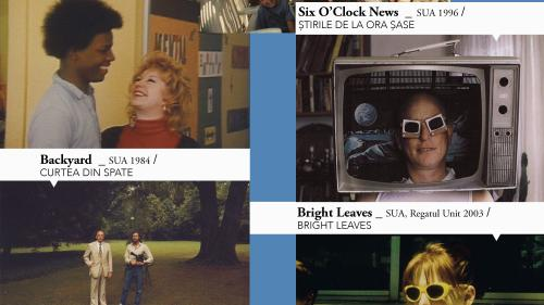 Retrospective Chantal Akerman și Ross McElwee la One World Romania #13